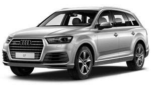 inchirieri auto Audi Q7 - MCMR