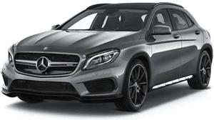 inchirieri auto Mercedes GLA
