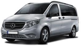 inchirieri auto Mercedes Vito - MCMR